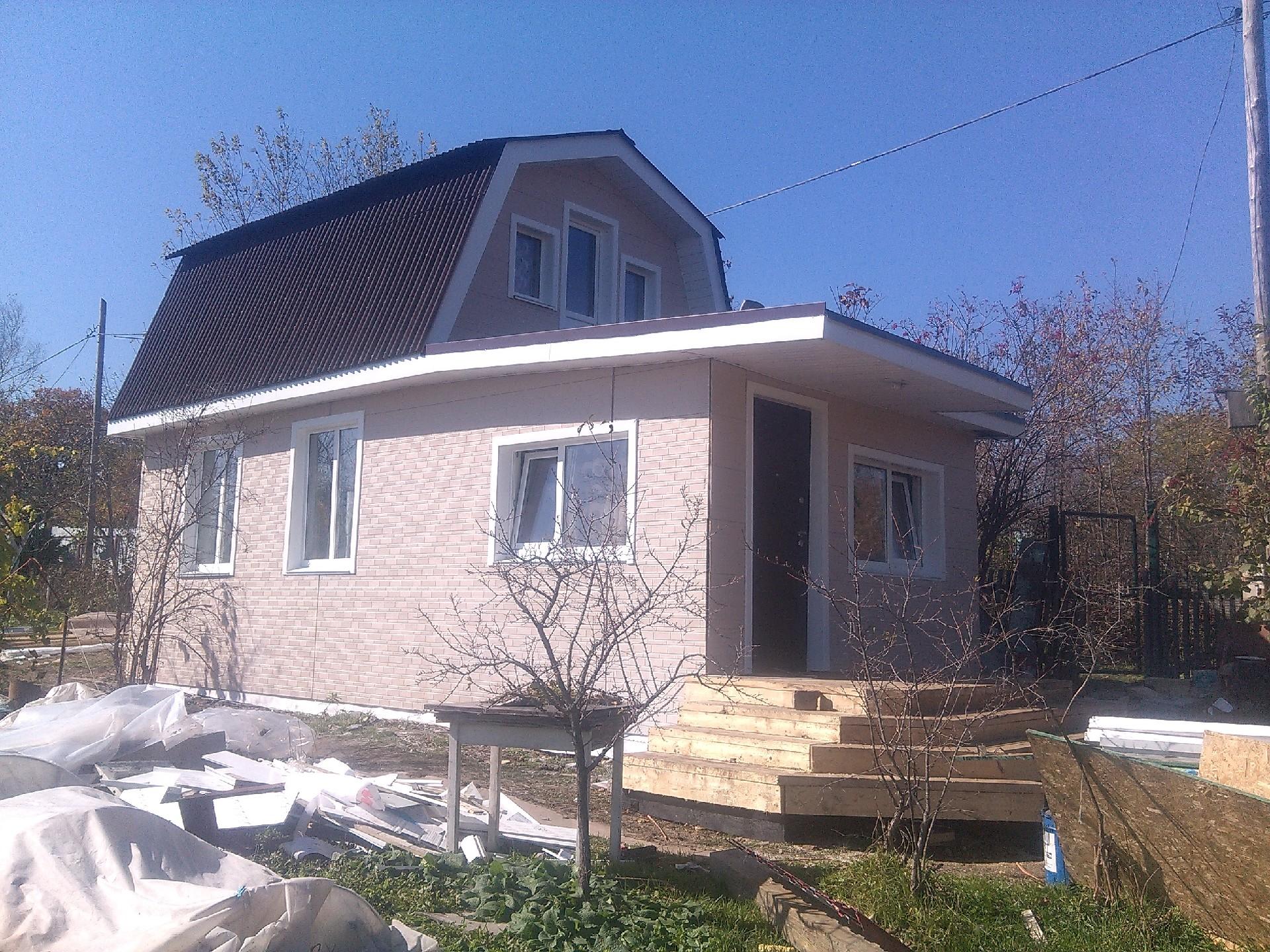 монтаж фасадов владивосток