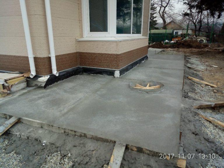 строительство дома с гаражом под ключ
