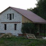 двуэтажный дом