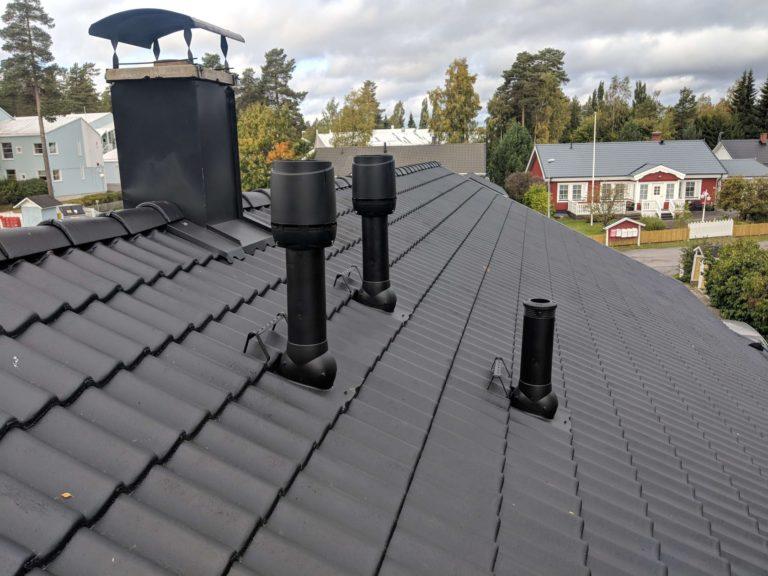 вентиляция крыши владивосток